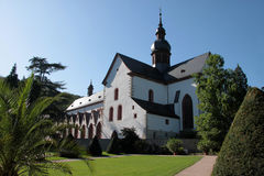 Abbey of Eberbach Stock Image