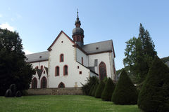 Abbey of Eberbach Royalty Free Stock Photography