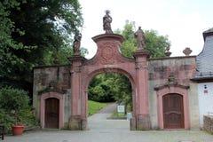 Abbey of Eberbach Royalty Free Stock Photo