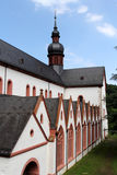 Abbey of Eberbach Royalty Free Stock Images