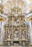 Abbey Ebrach Stockbilder