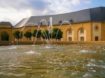 Abbey Echternach av Luxembourg Royaltyfria Foton