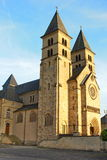 The Abbey of Echternach, Luxembourg Royalty Free Stock Photos