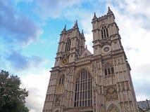 abbey england london westminster Royaltyfri Foto