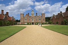 Abbey in England Royalty Free Stock Photo