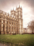 abbey england ytterlondon westminster Arkivfoton