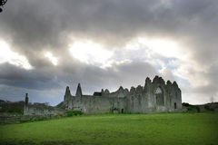 abbey fördärvade ireland Arkivfoton