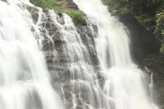 Abbey Falls Coorg Imagen de archivo libre de regalías