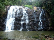 Abbey Falls In Coorg-V Royalty Free Stock Photography