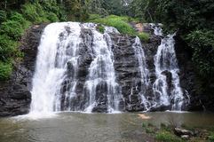 Abbey Falls. In Kodagu, Karnataka, India Stock Photo