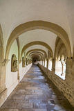 Abbey footpath Stock Photography