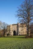 Abbey Gateway en St Albans Fotos de archivo libres de regalías