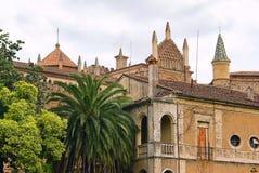 abbey guadalupe Royaltyfri Fotografi