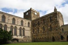 abbey hexham Arkivfoton