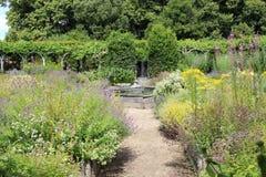 Abbey House Gardens, Malmesbury, Wiltshire, UK