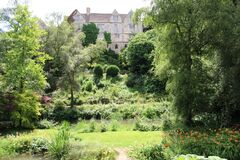 Abbey House And Garden, Malmesbury, Wiltshire, UK