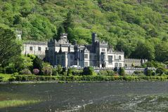 Abbey in Ireland Royalty Free Stock Photography