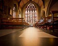 Abbey Ireland negra Foto de archivo libre de regalías