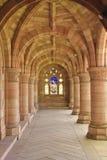abbey kelso Arkivfoto