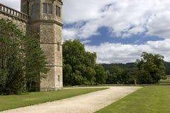 abbey lacock Fotografia Stock