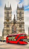 abbey london uk westminster Arkivfoto