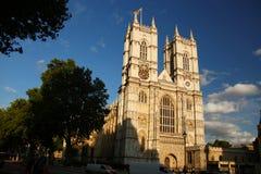 abbey london uk westminster Arkivbilder