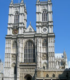 abbey london uk westminster Royaltyfria Bilder