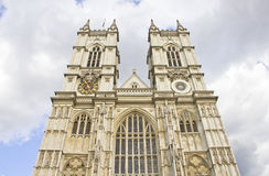abbey london westminster Royaltyfri Bild