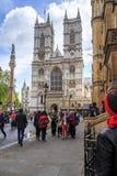 abbey london westminster Royaltyfri Bild