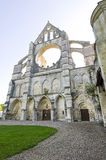 Abbey of Longpont (Picardie) Royalty Free Stock Photo