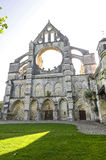 Abbey of Longpont (Picardie) Royalty Free Stock Photography