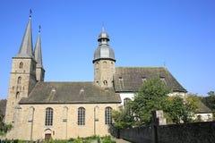 Abbey Marienmunster histórica en Alemania Imagen de archivo
