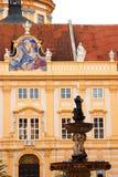 Abbey Melk Imagen de archivo libre de regalías