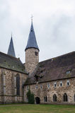 Abbey Mollenbeck, Germany Royalty Free Stock Photo