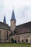 Abbey Mollenbeck Tyskland Royaltyfri Foto