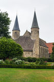 Abbey Mollenbeck Tyskland Royaltyfria Bilder