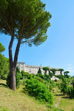 The Abbey of Montecassino Royalty Free Stock Photography