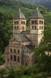 Abbey of Murbach Stock Image