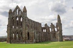 abbey norr whitby yorkshire Arkivbilder