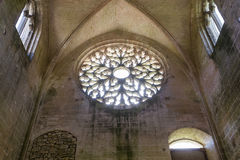 Abbey Notre Dame de Lieu Restaure, l'Oise, France Photo libre de droits