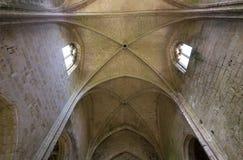 Abbey Notre Dame de Lieu Restaure, Oise, France Stock Images