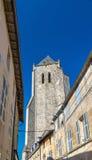 Abbey Notre-Dame real de la Celles-sur-belleza en Francia Imágenes de archivo libres de regalías