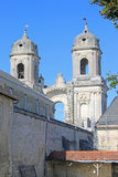 Abbey Of St Jean D`Angely, Royalty Free Stock Photo