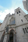 Abbey of Our Lady of the Assumption in Sao Paulo part of the Mon Royalty Free Stock Photos