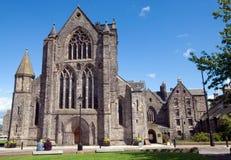 abbey paisley Royaltyfria Foton