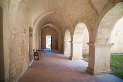 Abbey Provence France Royalty Free Stock Photo