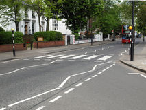 Abbey Road Royalty Free Stock Images