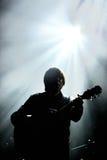 Abbey Road (bandhulde aan Beatles) presteert bij Gouden Heroplevingsfestival Stock Afbeeldingen
