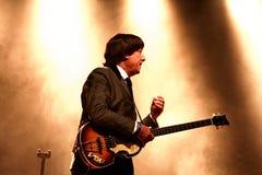 Abbey Road (Bandtribut zum Beatles) führt an der goldenen Wiederbelebung durch Lizenzfreie Stockfotografie