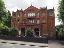 Abbey Road firma adentro Londres Imagen de archivo libre de regalías